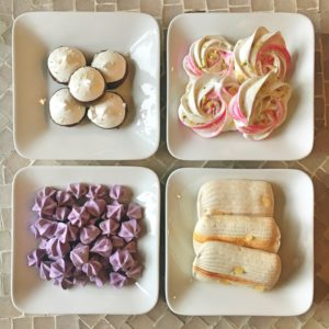 Assorted Meringues