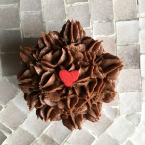 Rich Chocolate-Almond Buttercream
