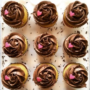 Rich Chocolate Almond Buttercream