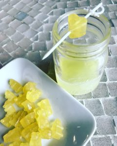 Limoncello Gummy Bears