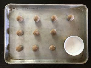 Cookie Molasses Cookies