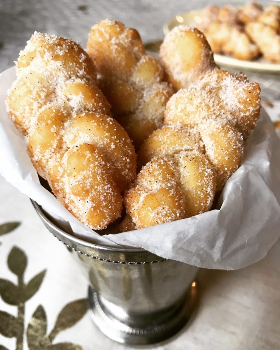 Cinnamon-Sugar Koeksisters