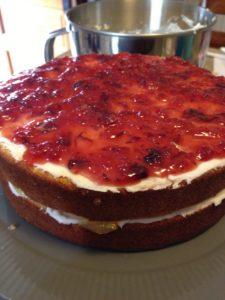 Negroni Cake