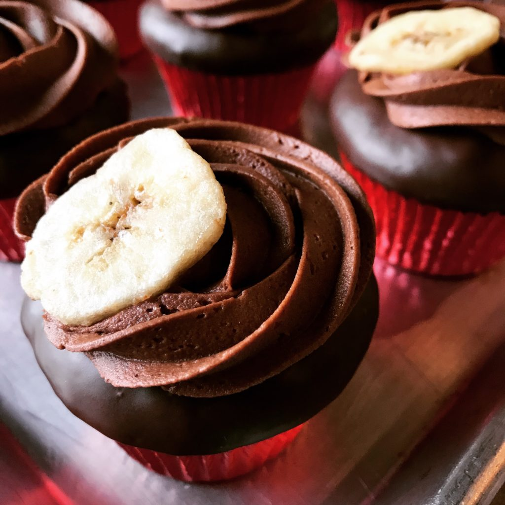 Chocolate Buttercream with Cocoa Powder